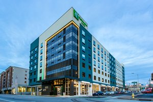 Exterior view - Holiday Inn Express Hotel & Suites Downtown Chattanooga