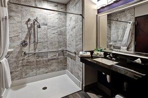 - Holiday Inn Express West Hutchinson