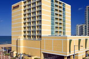 Exterior view - Sheraton Oceanfront Hotel Virginia Beach