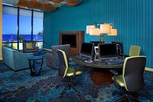 Lobby - Sheraton Oceanfront Hotel Virginia Beach