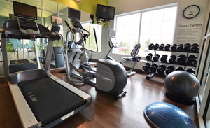 Fitness/ Exercise Room - Holiday Inn Express Bridgeville
