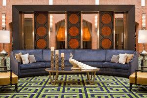 Lobby - Sheraton Society Hill Hotel Philadelphia