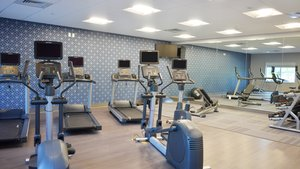 Fitness/ Exercise Room - Holiday Inn Express Hotel & Suites I-295 Jacksonville