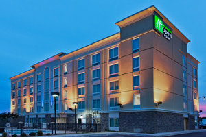 Exterior view - Holiday Inn Express Hotel & Suites Northeast Jackson