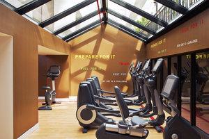 Recreation - Sheraton Society Hill Hotel Philadelphia