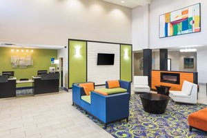 Lobby - Holiday Inn Express Hotel & Suites Duluth