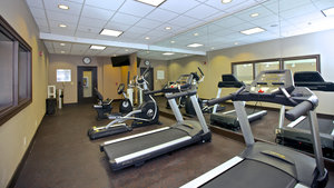 Fitness/ Exercise Room - Holiday Inn Express Hotel & Suites Duluth