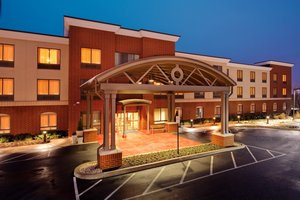 Exterior view - Holiday Inn Express Hotel & Suites Airport Bethlehem