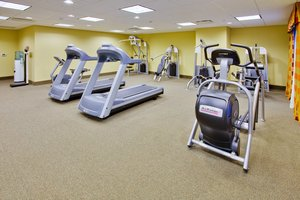 Fitness/ Exercise Room - Holiday Inn Express Hotel & Suites Airport Bethlehem