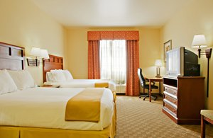 Room - Holiday Inn Express Hotel & Suites Levelland