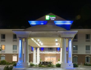 Exterior view - Holiday Inn Express Hotel & Suites Levelland