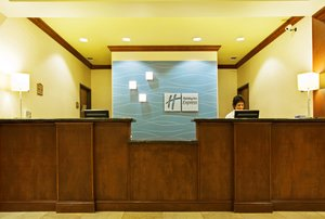 Lobby - Holiday Inn Express Hotel & Suites Levelland