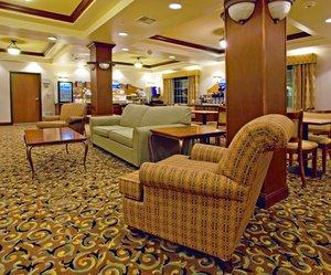 Restaurant - Holiday Inn Express Hotel & Suites Levelland