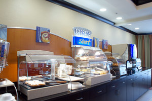 Restaurant - Holiday Inn Express Hotel & Suites South Tulsa