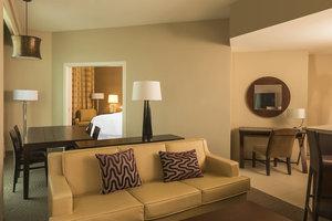Suite - Sheraton Hotel Mesa