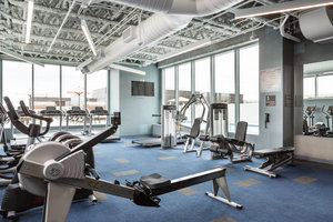 Fitness/ Exercise Room - Holiday Inn Capitol DC
