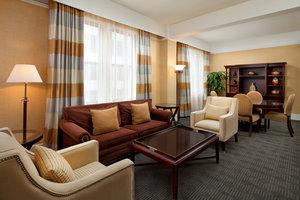 Suite - Sheraton Gunter Hotel San Antonio