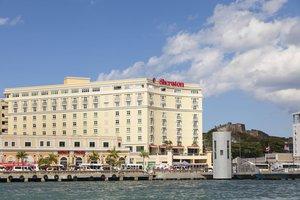 Exterior view - Sheraton Old San Juan Hotel