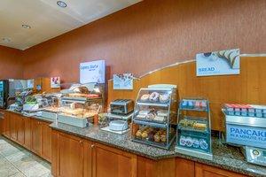 Restaurant - Holiday Inn Express Hotel & Suites Vernal
