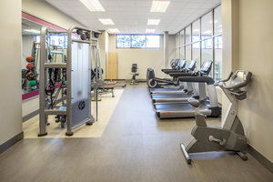 Fitness/ Exercise Room - Crowne Plaza Hotel Wauwatosa
