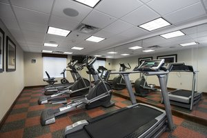Fitness/ Exercise Room - Holiday Inn Express Hotel & Suites Northwest Conway