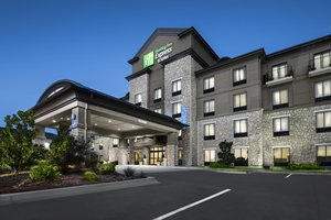 Exterior view - Holiday Inn Express Hotel & Suites Northwest Conway