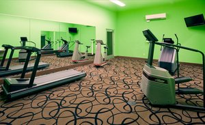 Fitness/ Exercise Room - Holiday Inn Detroit Lakes