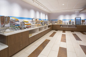 Restaurant - Holiday Inn Express Hotel & Suites Outlet Mall Gettysburg