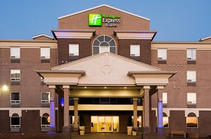 Exterior view - Holiday Inn Express Hotel & Suites University Regina