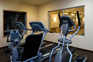 Fitness/ Exercise Room - Holiday Inn Express Hotel & Suites University Regina