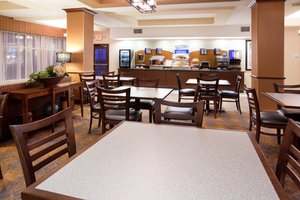 Restaurant - Holiday Inn Express Hotel & Suites Lamar