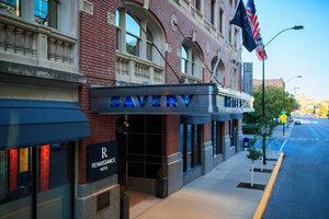 Exterior view - Renaissance Savery Hotel Des Moines
