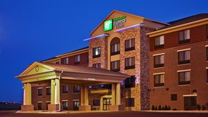Exterior view - Holiday Inn Express Hotel & Suites Southwest Sioux Falls