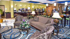 Lobby - Holiday Inn Express Hotel & Suites Elkton