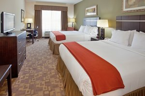 Room - Holiday Inn Express Hotel & Suites North Topeka