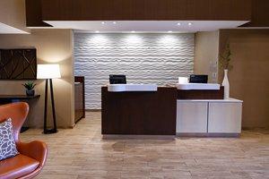 Lobby - Fairfield Inn by Marriott Rockingham