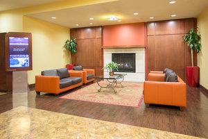 Lobby - Crowne Plaza Hotel Denver Airport