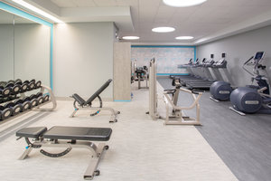 Fitness/ Exercise Room - Crowne Plaza Hotel Denver Airport