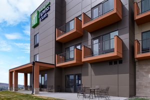 Exterior view - Holiday Inn Express Hotel & Suites Pocatello