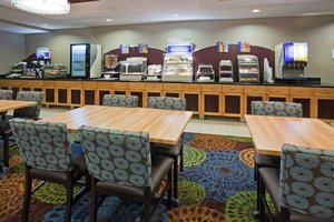 Restaurant - Holiday Inn Express Hotel & Suites Medical Center Rochester