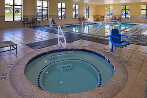 Pool - Holiday Inn Express Hotel & Suites Pocatello