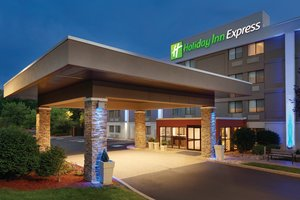 Exterior view - Holiday Inn Express Hotel & Suites Rocky Hill