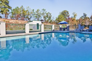Pool - Holiday Inn Express Hotel & Suites West Macon