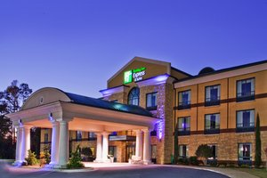Exterior view - Holiday Inn Express Hotel & Suites West Macon