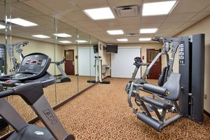 Fitness/ Exercise Room - Holiday Inn Express Hotel & Suites West Macon