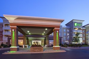 Exterior view - Holiday Inn Hotel & Suites Maple Grove