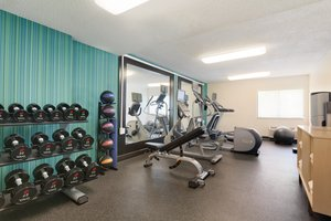 Fitness/ Exercise Room - Holiday Inn Express Hotel & Suites Rocky Hill