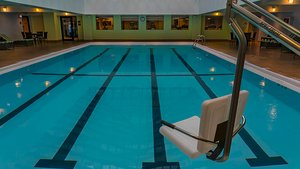 Pool - Holiday Inn Mart Plaza Chicago