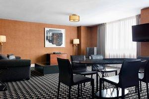 Suite - Le Meridien Hotel Charlotte
