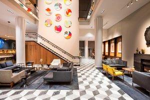 Lobby - Le Meridien Hotel Columbus